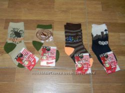 Носочки махровые для мальчика и девочки