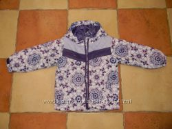 Куртка еврозима 3 в 1 для девочки 3-4 лет