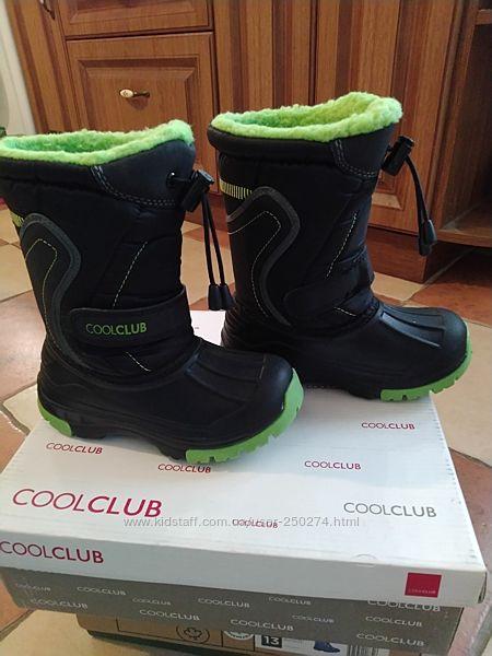 Сапожки Cool club 28 размер