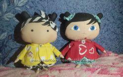 кукла Тильда для игры или интерьера