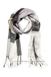 Класнючі шарфи H&M Англія у наявності