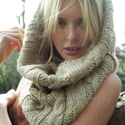 Снуд, шарф