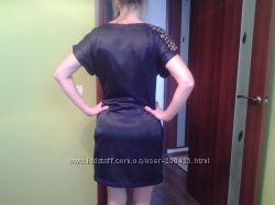 фирменное черное платьице