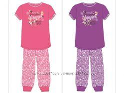 Пижамки для девочек 98-104, 110-116-122, Польша