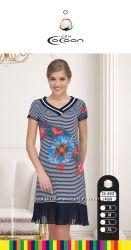 летнее платье Cocoon Турция