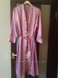 турецкий комплект сорочка халат 50-52р