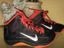 Кожанные кроссовки Nike р 36 Оригинал