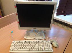 Компьютер с поворачивающимся монитором в идеале