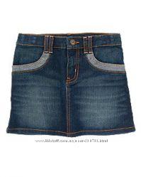Модные джинсовые и вельветовые юбочки CRAZY8