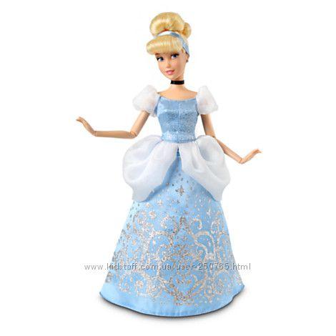 Disney. Принцессы-. Золушка -шарнирные с сайта Дисней