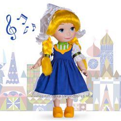 Поющие куклы Дисней, серия It is a small world