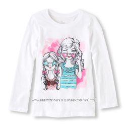 Реглани, футболки Крейзи, Чилдрен, 7-8 лет