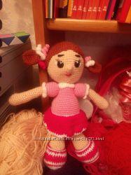 Куколка Бусинка
