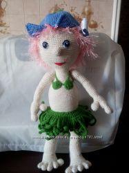 Кукла Лана ручная работа
