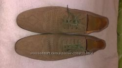 Туфли замшевые фирма Браско, размер 44