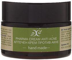 Аптечный лечебный крем анти-акне Hristina cosmetics