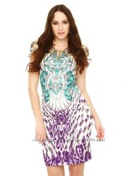 BALIZZA шикарное платье с камнями р. 38