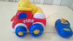 Smiki пожарная машинка на дистанционном управлении.
