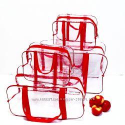 Набор  сумок в  роддом 4 шт Польша
