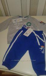AZIZ BEBE костюм на мальчика 6-9 месяцев
