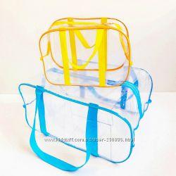 Польские сумки в роддом Akmus baby 4 шт набор