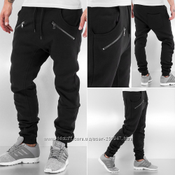 Утеплённые спортивные штаны для мужчин