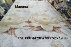 Ткань ранфорс котон 100 взрослые расцветки  от 1 метра
