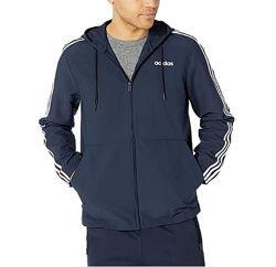 Спортианая кофта adidas men&acutes essentials 3-stripes woven windbreaker разм х