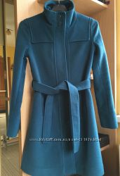 Шерстяное пальто Cacharel