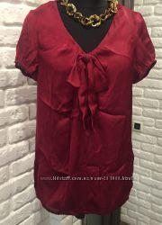 Нарядная блуза с бантом р. 12 на р. 44-46