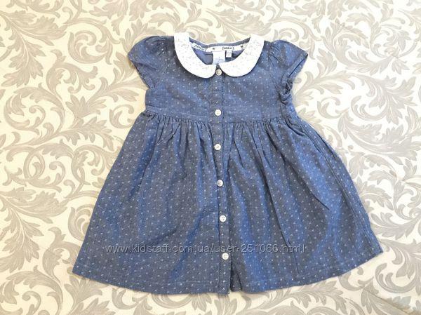 Милое платье 12-18м Jasper Conran