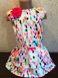 Платье крутое GAP 3-4г