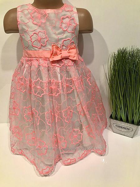 Платье нарядное 4-5лет Young Dimension