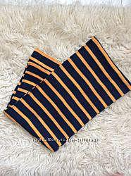 Распродажа. Трикотажный теплый вязаный шарф benetton. Новый. Оригинал.