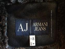 Дубленка Armani jeans оригинал