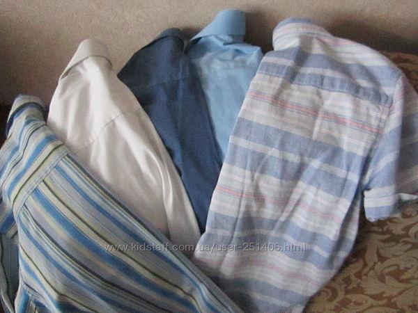 наши школьные рубашки 146-158