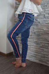 Детские джинсы ZARA на девочку