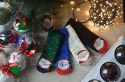 Подарочные женские новогодние носки