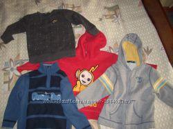 Пакет вещей на мальчика 3-4 лет 98-104