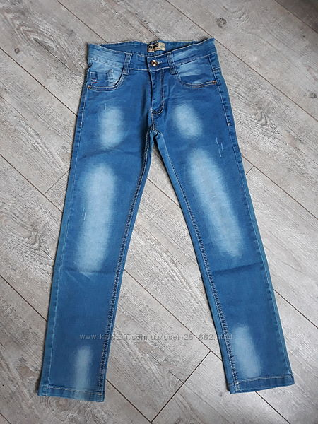 Крутые джинсы S&D на рост 146 см