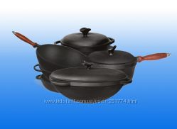 Чугунная посуда Ситон