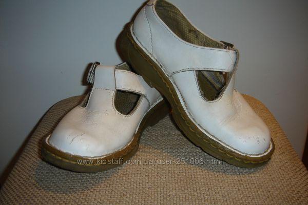 Туфли Dr. Martens для девочки в школу, р. 30