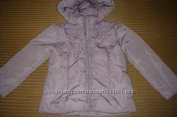 Демисезонная утепленная куртка CHICCO на девочку, р. 116
