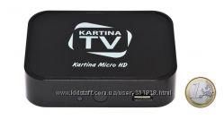 Kartina Micro HD 102 LANWLAN