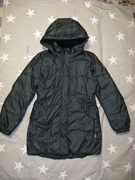 Теплющая  куртка Reima р 146-152 Отличное состояние