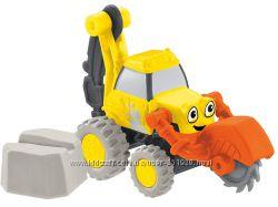 Fisher-Price Bob Builder Трактор экскаватор