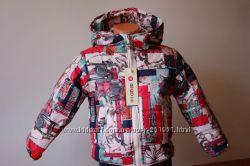 Демисезонная куртка KENZO на девочек от 3-х до 8-ми лет