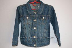 Джинсовый пиджак Zara для мальчиков от 2-х до 10-ти лет