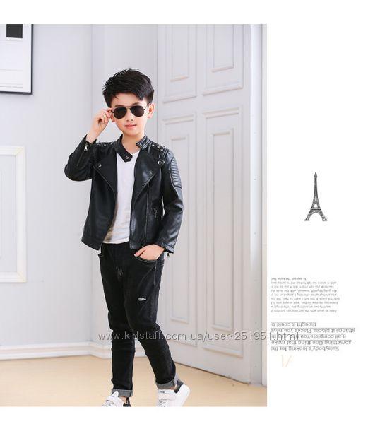 Куртка косуха для мальчика. Размеры от 3-х до 6-ти лет