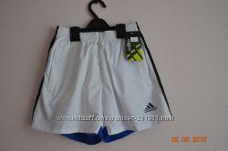 Распродажа белые спортивные шорты Adidas. Все размеры в наличии.